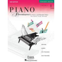 Piano Adventures: Level 1: Theory Book (2nd Edition) 978161