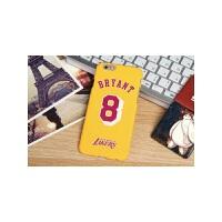 科比篮球苹果6Plus原创意手机壳iPhone6s磨砂硬壳保护套潮牌