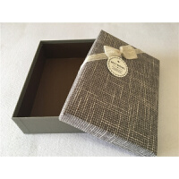 布艺大号礼品盒长方形围巾毛衣包装盒生日宴会礼礼物盒