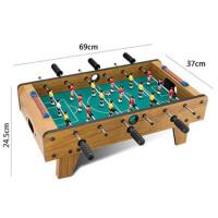 桌上足球机5桌面6运动7足球桌游戏台9益智桌游儿童玩具男孩4-10岁j7z