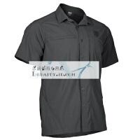 驾驭者短袖速干衬衫 男夏 户外战术速干衣 军迷快干衬衣