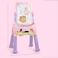 儿童画画板磁性写字板黑板支架式家用幼儿宝宝涂鸦板水笔可擦白板
