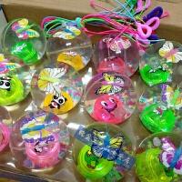 玩具批发市场儿童力球宝宝幼儿园礼物发光小玩具弹力球地摊夜市货源
