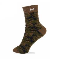 HEALTH/飞人海尔斯12A110 迷彩袜 运动袜 全棉透气袜 男士袜