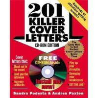 201KillerCoverLetters-TheCD-RomEditionSandra Podesta、AndreMc