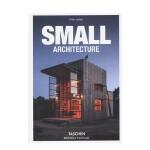 小型建筑设计 小容量建筑架构设计 Small Architecture 建筑设计类图书 Taschen 塔森 英文原版