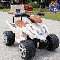 儿童电动车可坐人小孩电瓶车宝宝童车1-3岁摩托车四轮玩具车
