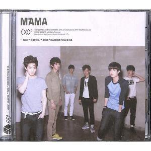 MAMA-EXO K(CD)白( 货号:779898986)