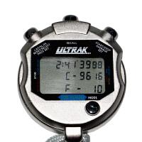 定尔志/ULTRAK 电子秒表 大字体三排显示 运动跑表 计时器DTM100