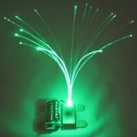 科技小制作 光纤灯科学物理小实验DIY益智拼装玩具手工器材