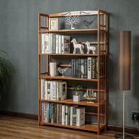 御目 书架 简易书架置物架新款多层落地宿舍儿童书架学生书柜储物架