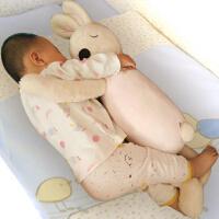 陪睡趴趴兔布娃娃公仔安抚小兔子毛绒玩具宝宝睡觉抱枕儿童节礼物