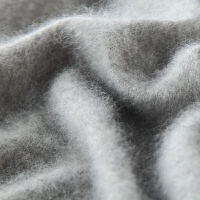 新款秋冬款半高领貂绒毛衣女打底衫套头针织羊绒衫短款加厚