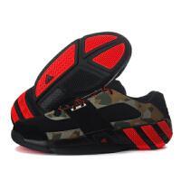 热adidas阿迪达斯篮球篮球鞋团队男鞋耐磨S85319