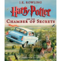 英文原版 哈利波特 Harry Potter and the Chamber of Secrets