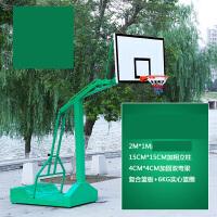 移动篮球架户外健身学校家用比赛标准篮球架训练室外可落地式
