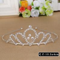 儿童发饰公主发箍小女孩发卡女童水钻头箍发梳皇冠头饰