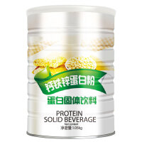 蛋白质粉 钙铁锌蛋白质粉 学生青少年成人中老年蛋白粉 1050克
