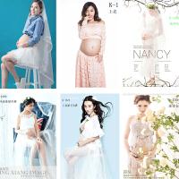 20180530112651897新款影楼摄影孕妇写真个性时尚拍照孕妇装孕味服拍摄服装特价