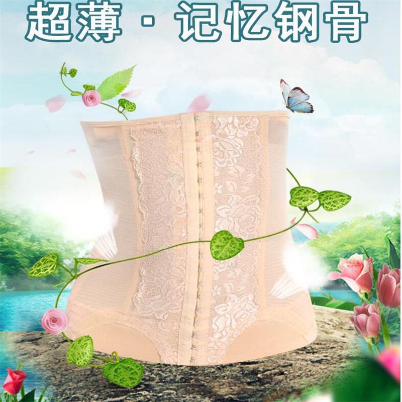 纱布产后收腹带秋夏季纯棉透气刨剖腹顺产专用产妇孕妇绑束缚束腹gw6
