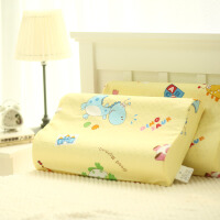 乳胶枕套棉60 40枕头套儿童单人记忆枕枕套棉50 30
