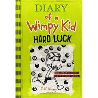 现货 小屁孩日记 8 第八册 英文原版 Diary of a Wimpy Kid 8 Hard Luck 倒霉蛋 Je
