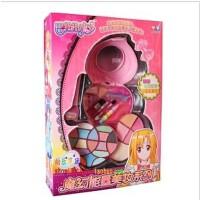 巴拉拉小魔仙 彩虹心石魔幻能量美妆系列 儿童节礼物
