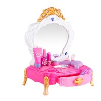 化�y品盒公主玩具�^家家玩具梳�y�_�和�