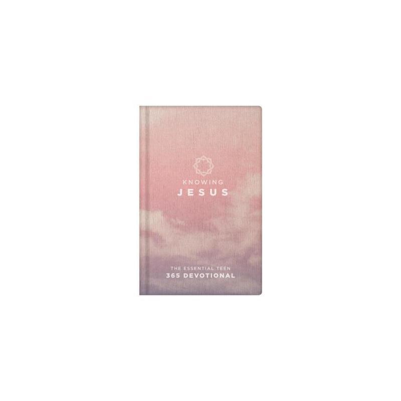 【预订】Knowing Jesus (Rose Cover): The Essential Teen 365 Devotional 预订商品,需要1-3个月发货,非质量问题不接受退换货。