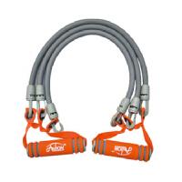 GASLION 格狮伦 扩胸器 礼品运动用品健身器材可拆卸三管拉力器扩胸器G006