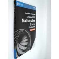 Cambridge IGCSE Mathematics Extended Practice Book Second edition