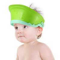 宝宝洗头帽 儿童洗发帽防水护耳神器硅胶婴儿洗澡浴帽可调节