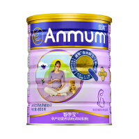 安满孕妇奶粉正品 怀孕期800g罐装 孕早期妈妈奶粉