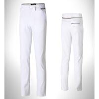 高尔夫球服装儿童长裤男女童裤力golf运动中大童球裤腰可拉伸