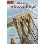 【预订】Where Is the Brooklyn Bridge?