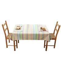 北欧几何桌布布艺棉麻长方形茶几布多功能电视柜卧室书桌盖布盖巾