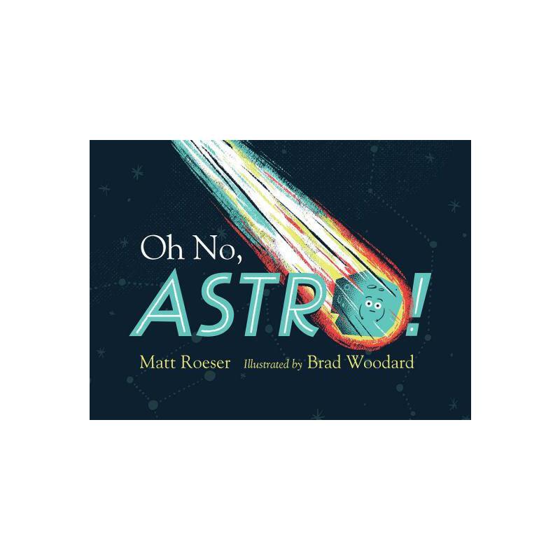 【预订】Oh No, Astro! 预订商品,需要1-3个月发货,非质量问题不接受退换货。