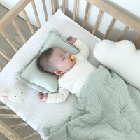婴儿纯棉纱布被空调被毯新生儿春夏宝宝盖被儿童夏凉被双层纱布巾