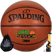 篮球 室内外比赛训练NBA防滑耐磨PU水泥地篮球 7号标准篮球