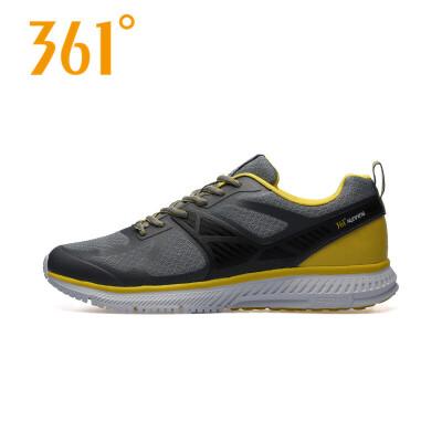 361度男鞋男士运动休闲鞋时尚新款男子户外运动超轻跑步鞋
