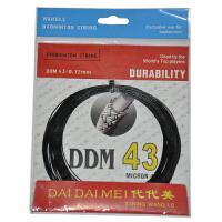 DDM/代代美 羽毛球线 超经济耐打耐用 羽线 球线43 线径0.72mm