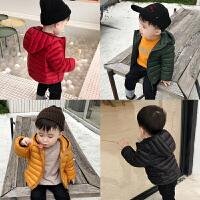 儿童羽绒棉衣轻薄款宝宝棉袄外套