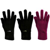 NIKE/耐克 NWG09007 秋冬季跑步保暖中薄型针织手套 NWG09946 保暖手套全指手套 耐克针织手套