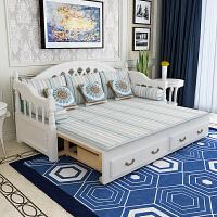 家纺2017秋冬款沙推拉两用沙发床垫 小户型单双懒人1.21.51.8椰棕拆洗床垫