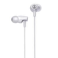 铁三角(Audio-technica)ATH-CLR100 WH 入耳式耳机 白色