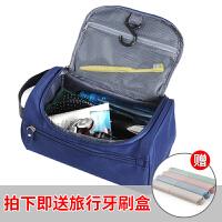 旅行洗漱包男士出差女化妆包便携大容量收纳袋旅游用品洗浴包