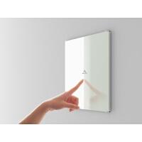 钢化玻璃电箱装饰画尺寸可定制 家庭 弱电箱 配电箱 强电箱 50.5*31