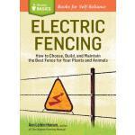 【预订】Electric Fencing: How to Choose, Build, and Maintain th