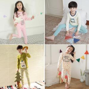 儿童时尚居服服童内衣卡通风系列