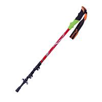 登山杖7075 铝合金外锁伸缩手杖 拐杖老人杖